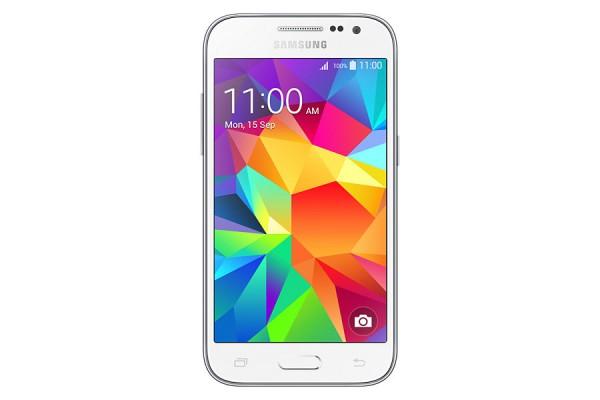 SMARTPHONE SAMSUNG GALAXY CORE PRIME SM G360F 4G LTE 8 GB QUAD CORE 5 MP WIFI BLUETOOTH ANDROID REFURBISHED BIANCO