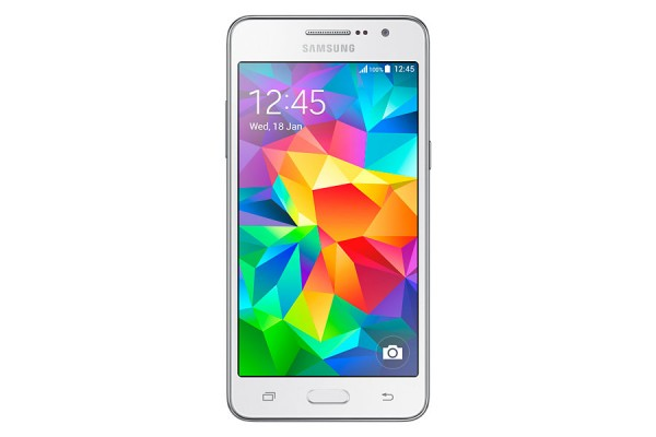 SMARTPHONE SAMSUNG GALAXY GRAND PRIME SM-G530FZ 8 GB QUAD CORE 8 MP 4G LTE W-FI ANDROID REFURBISHED BIANCO