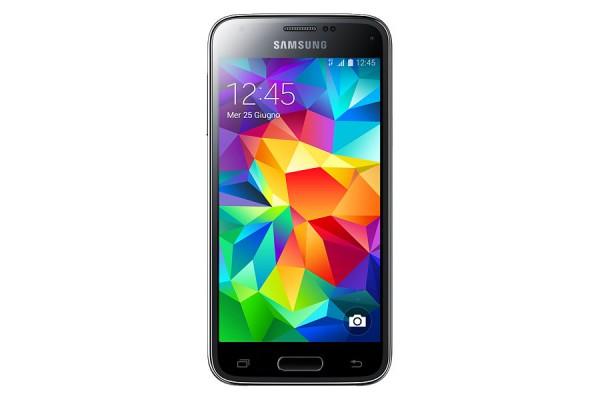 SMARTPHONE SAMSUNG GALAXY S5 MINI SM G800F 4G LTE WIFI QUAD CORE 8 MP SUPER AMOLED 16 GB GPS REFURBISHED NERO