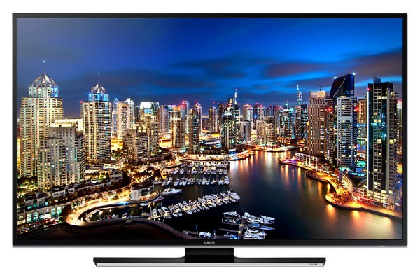 "TV 40"" SAMSUNG UE40HU6900 LED SERIE 6 4K ULTRA HD SMART WIFI 200 HZ HDMI USB REFURBISHED SCART"
