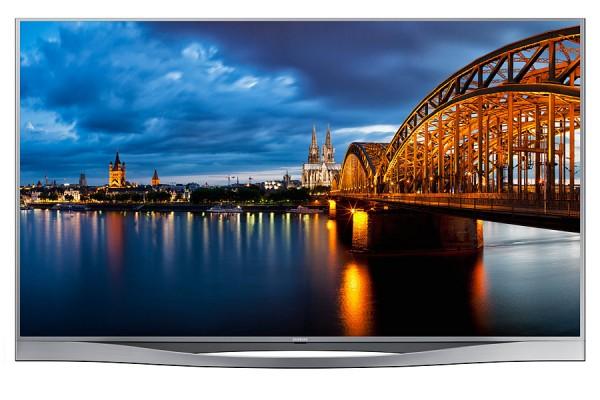 "TV 46"" SAMSUNG UE46F8500 LED SERIE 8 FULL HD SMART WIFI 1000 HZ HDMI USB REFURBISHED SCART"