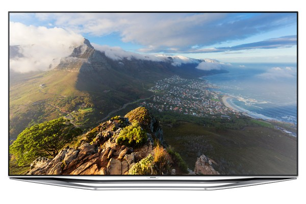 TV 46'' SAMSUNG UE46H7000 LED SERIE 7 FULL HD 3D SMART WIFI 800 HZ USB HDMI SCART REFURBISHED CLASSE A+