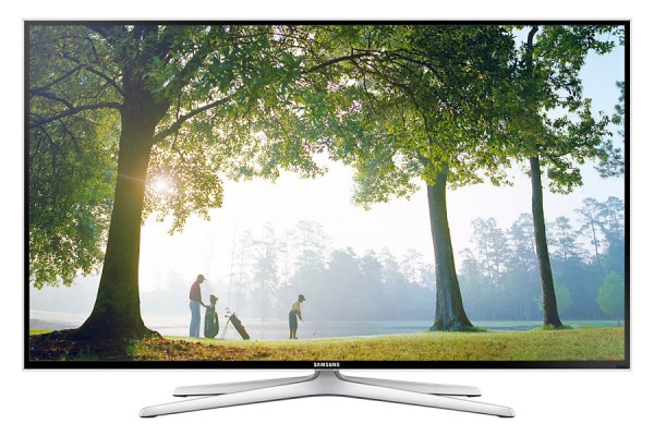 "TV 50"" SAMSUNG UE50H6400 SERIE 6 LED FULL HD SMART WIFI 3D 400 HZ HDMI USB SCART REFURBISHED CLASSE A+"