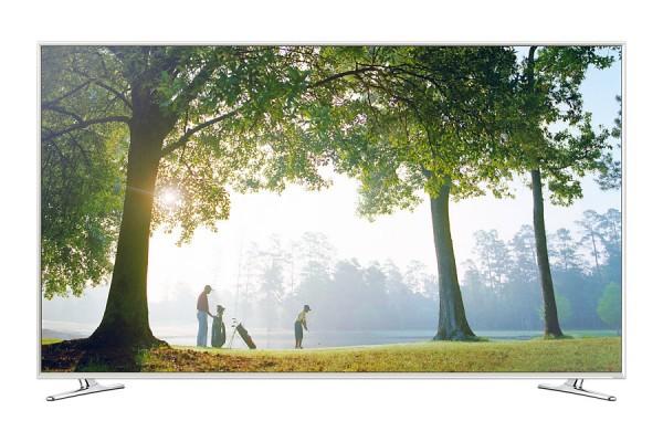 TV 55'' SAMSUNG UE55H6410 LED SERIE 6 FULL HD 3D SMART WIFI 400 HZ BIANCO HDMI USB SCART DVB-T2/C/S2 REFURBISHED CLASSE A+