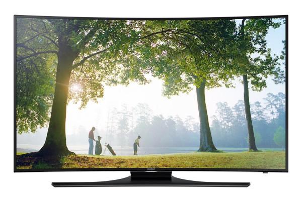 "TV 55"" SAMSUNG UE55H6800 LED SERIE 6 FULL HD CURVO SMART WIFI 3D 600 HZ HDMI USB SCART REFURBISHED CLASSE A+"