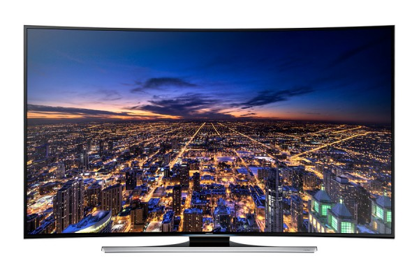 TV 55'' SAMSUNG UE55HU8200 LED SERIE 8 CURVO 4K ULTRA HD 3D SMART WIFI 1000 HZ HDMI USB REFURBISHED SCART