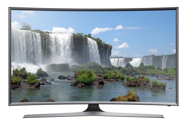 "TV 55"" SAMSUNG UE55J6300 LED SERIE 6 CURVO FULL HD SMART WIFI 800 PQI DOLBY DIGITAL PLUS USB HDMI REFURBISHED CLASSE A+"