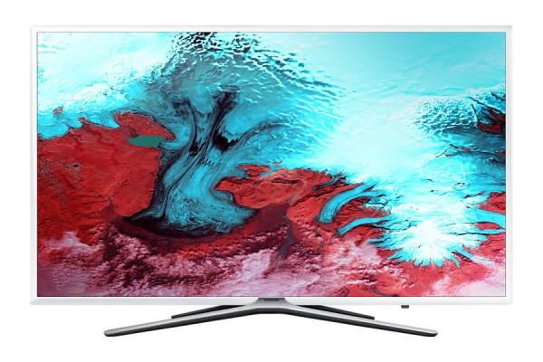 "TV 55"" SAMSUNG UE55K5510 LED SERIE 5 FULL HD SMART WIFI BIANCO 400 PQI HDMI USB REFURBISHED CLASSE A+"