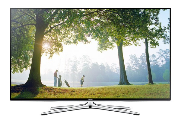"TV 60"" SAMSUNG UE60H6200 LED SERIE 6 FULL HD SMART WIFI 3D 200 HZ USB HDMI SCART REFURBISHED CLASSE A+"