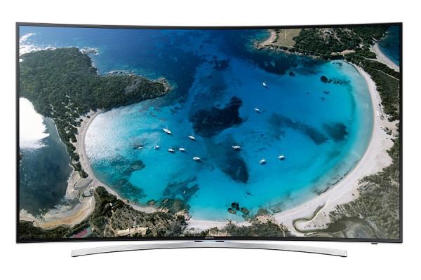 "TV 65"" SAMSUNG UE65H8000 LED SERIE 8 CURVO FULL HD 3D SMART 1000 HZ WIFI USB REFURBISHED SCART"