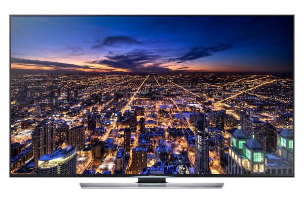 "TV 65"" SAMSUNG UE65HU7500 LED SERIE 7 4K ULTRA HD 3D SMART WIFI 1000 HZ USB HDMI REFURBISHED SCART"