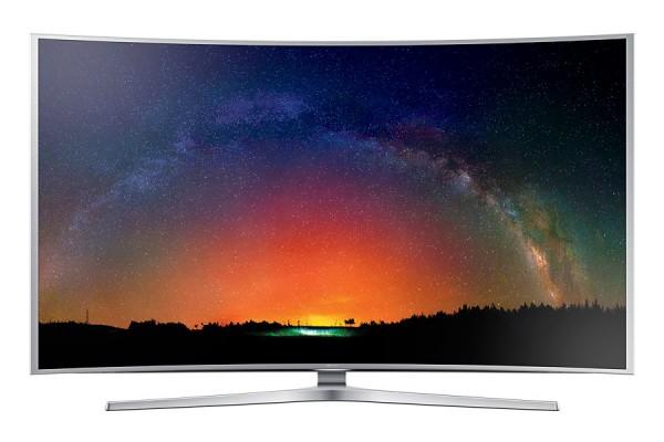 """TV 65"""" SAMSUNG UE65JS9000 LED SERIE 9 CURVO SUHD 4K 3D SMART WIFI 2000 PQI USB HDMI"""