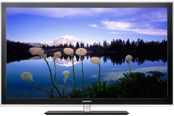 "TV 63"" SAMSUNG PS63C7700 PLASMA SERIE 7 FULL HD SMART 3D 600 HZ DOLBY DIGITAL PLUS USB HDMI VGA SCART REFURBISHED DVB-T"