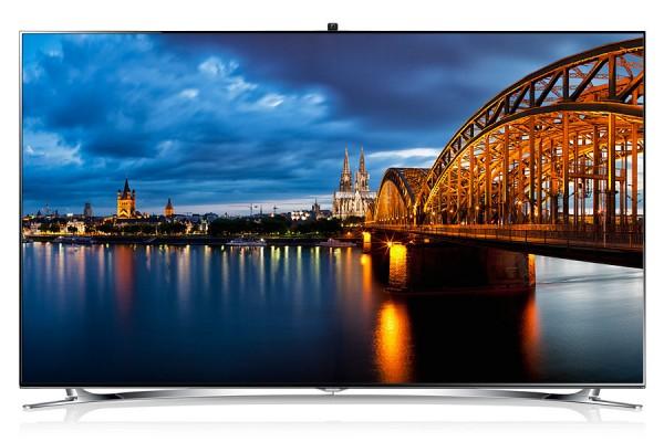 TV 46'' SAMSUNG UE46F8000 LED SERIE 8 FULL HD 3D SMART WIFI 1000 HZ USB HDMI REFURBISHED SCART