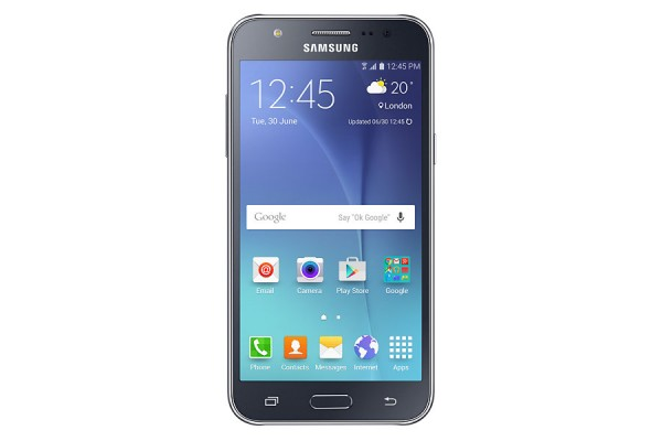 "SMARTPHONE SAMSUNG GALAXY J5 SM J500F 8 GB QUAD CORE 5"" SUPER AMOLED 4G LTE WIFI 13 MP REFURBISHED NERO"