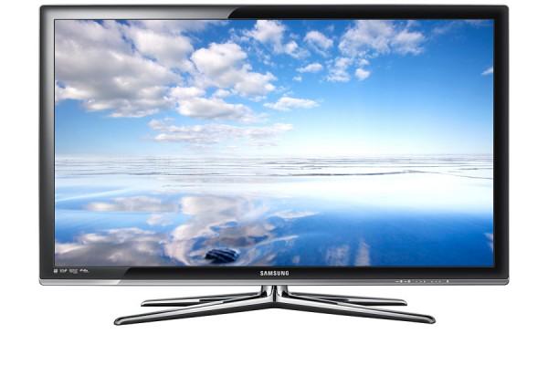 "TV 40"" SAMSUNG UE40C7000 LED SERIE 7 3D 200 HZ DVB-T/C HDMI USB REFURBISHED SCART"