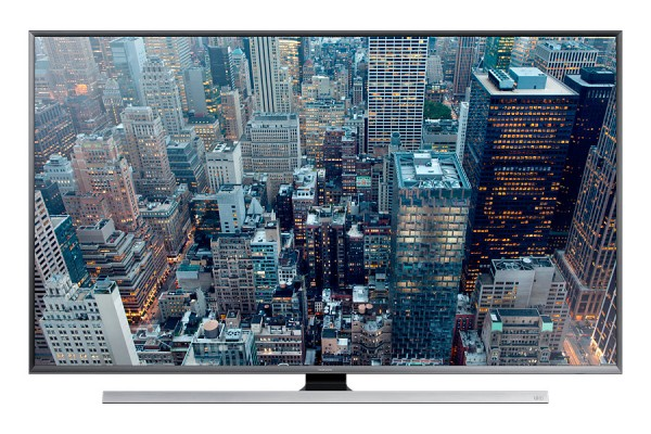 "TV 55"" SAMSUNG UE55JU7000 SERIE 7 LED ULTRA HD 4K 3D SMART WIFI 1300 PQI DOLBY DIGITAL PLUS HDMI USB REFURBISHED CLASSE A+"