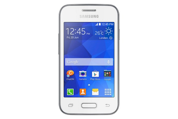 """SMARTPHONE SAMSUNG GALAXY YOUNG 2 SM G130H 3.5"""" 4 GB WIFI BLUETOOTH 3 MP ANDROID REFURBISHED BIANCO"""