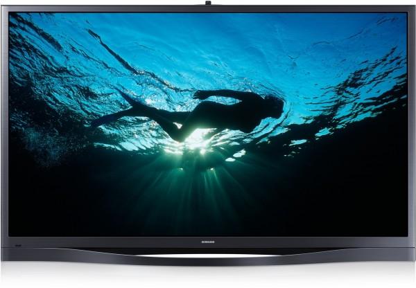 """TV 64"""" SAMSUNG PS64F8500 SERIE 8 PLASMA FULL HD 3D SMART WIFI 600 HZ USB REFURBISHED HDMI"""