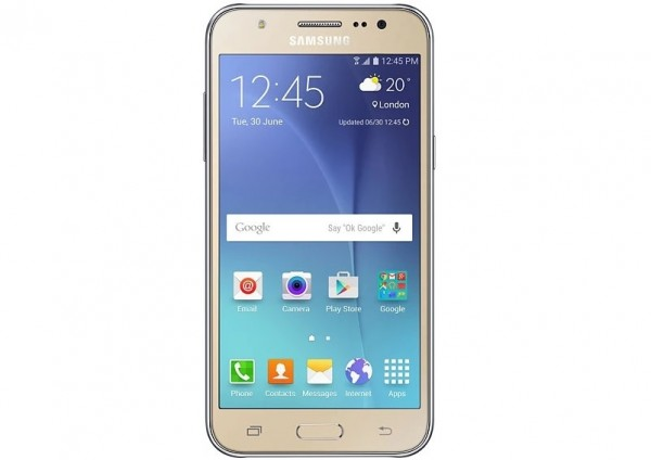 "SMARTPHONE SAMSUNG GALAXY J5 SM J500F 8 GB DUAL SIM QUAD CORE 5"" SUPER AMOLED 4G LTE WIFI 13 MP REFURBISHED ORO"