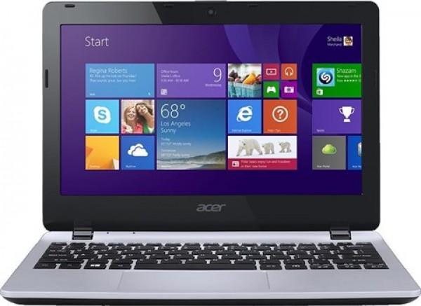 """NOTEBOOK ACER ASPIRE E 11 E3-111-C5NY INTEL CELERON N2830 11.6"""" 4 GB DDR3 500 GB HDD INTEL HD WINDOWS 8.1 GARANZIA UFFICIALE ACER"""