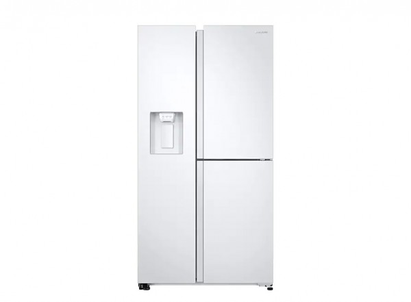FRIGORIFERO SAMSUNG SIDE BY SIDE RS68N8671WW / RS68N8671SL 3 PORTE PRESTIGE COLLECTION BIANCO 617 L NO FROST DISPENSER ACQUA E GHIACCIO REFURBISHED CLASSE A++