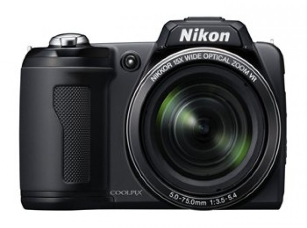 """FOTOCAMERA NIKON COOLPIX L110 12 Mpx LCD TFT 3"""" REFURBISHED NERA"""