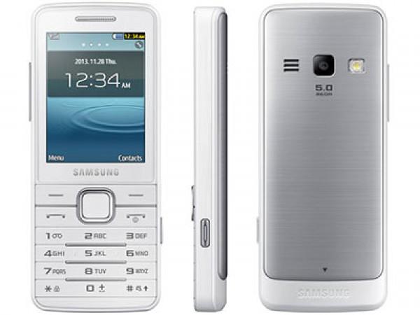 "SMARTPHONE SAMSUNG GT S5610 / GT S5611 2,4"" 5 MP 3G UMTS BLUETOOTH CON TASTIERINO REFURBISHED BIANCO"