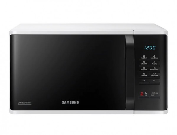FORNO MICROONDE SAMSUNG MS23K3513AW / MS23K3513AK 23 L 800 W DISPLAY LED LIBERA INSTALLAZIONE REFURBISHED BIANCO