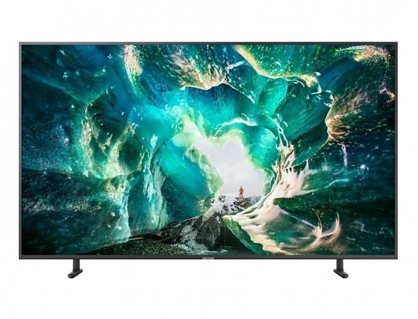 "TV 55"" SAMSUNG UE55RU8000 LED 2019 SERIE 8 4K ULTRA HD SMART WIFI 2500 PQI HDMI USB REFURBISHED TITAN GRAY"