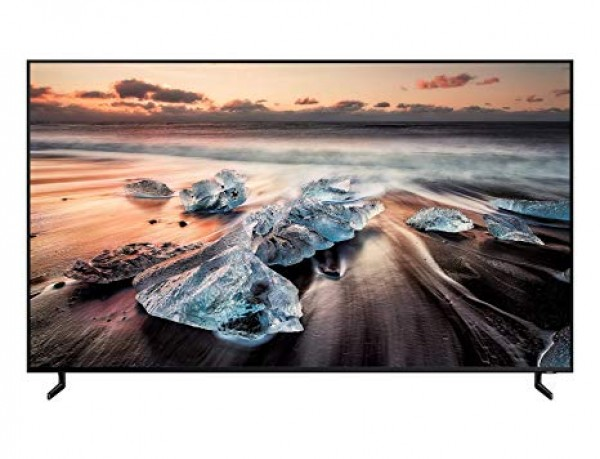 "TV 75"" SAMSUNG QE75Q900RAT QLED SERIE 9 Q900R 2018 8K ULTRA HD SMART WIFI 4000 PQI USB HDMI"