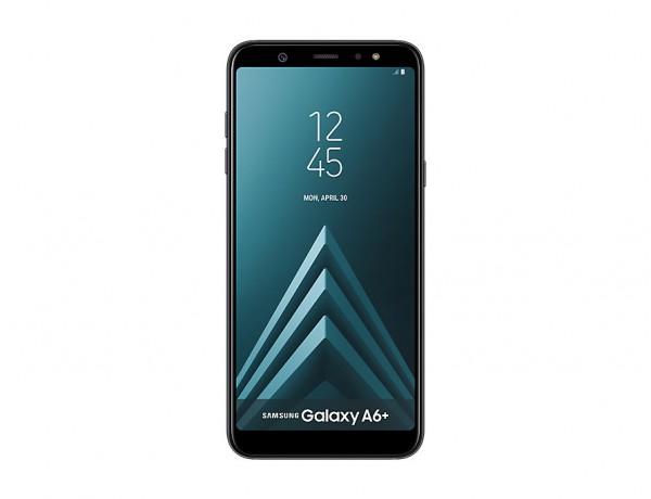 "SMARTPHONE SAMSUNG GALAXY A6 PLUS SM A605F DUAL SIM 32 GB OCTA CORE 6"" SUPER AMOLED 16 + 5 MP 4G LTE WIFI BLUETOOTH ANDROID REFURBISHED NERO"
