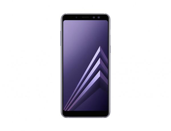 "SMARTPHONE SAMSUNG GALAXY A8 SM A530F DUAL SIM 32 GB OCTA CORE 5.6"" SUPER AMOLED 16 MP 4G LTE WIFI BLUETOOTH ANDROID REFURBISHED ORCHID GRAY"