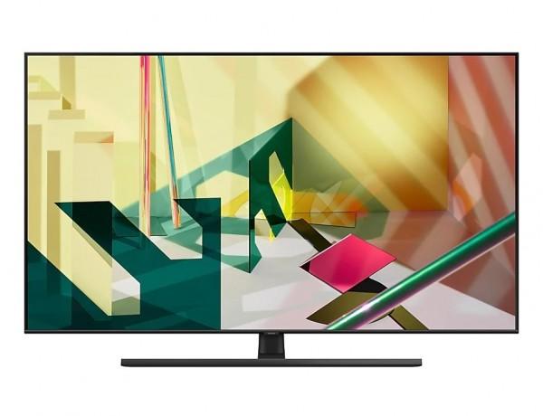 """TV 55"""" SAMSUNG QE55Q70TAT QLED Q70T 2020 4K UHD SMART WIFI 3400 PQI USB REFURBISHED HDMI"""