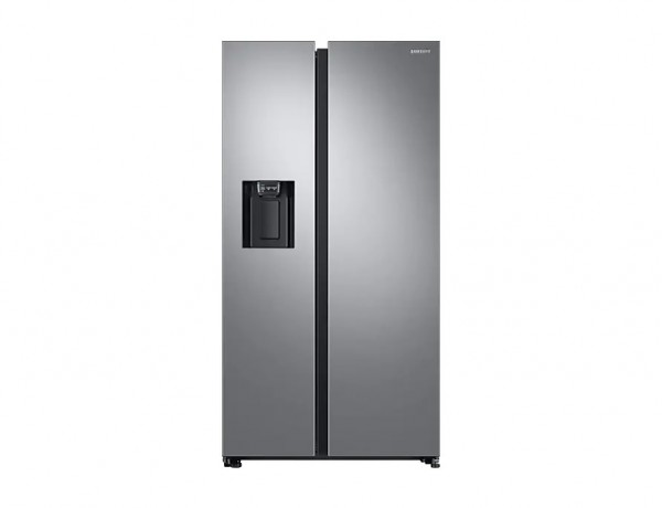 FRIGORIFERO SAMSUNG SIDE BY SIDE RS68N8240SL / RS68N8230S9 SERIE 8000 INOX 617 L NO FROST DISPENSER ACQUA E GHIACCIO REFURBISHED CLASSE A+
