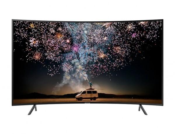 "TV 65"" SAMSUNG UE65RU7305 LED SERIE 7 CURVO 4K ULTRA HD SMART WIFI 1500 PQI USB REFURBISHED HDMI"