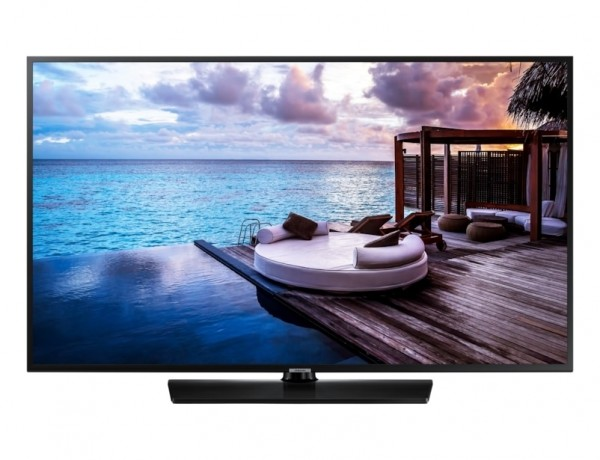 "SMART HOSPITALITY DISPLAY / HOTEL TV 49"" SAMSUNG HG49EJ690UBXEN SERIE HJ690U LED 4K UHD 1300 PQI SMART WIFI USB HDMI 24 MESI GARANZIA UFFICIALE"