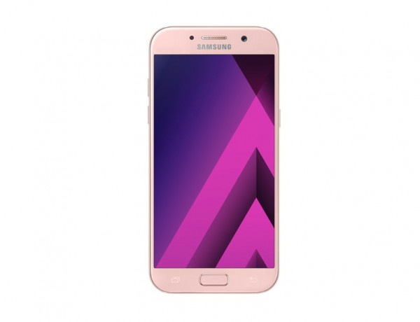 "SMARTPHONE SAMSUNG GALAXY A5 (2017) SM A520F 32 GB OCTA CORE 5.2"" SUPER AMOLED 16 MP 4G LTE WIFI BLUETOOTH ANDROID REFURBISHED PEACH CLOUD"