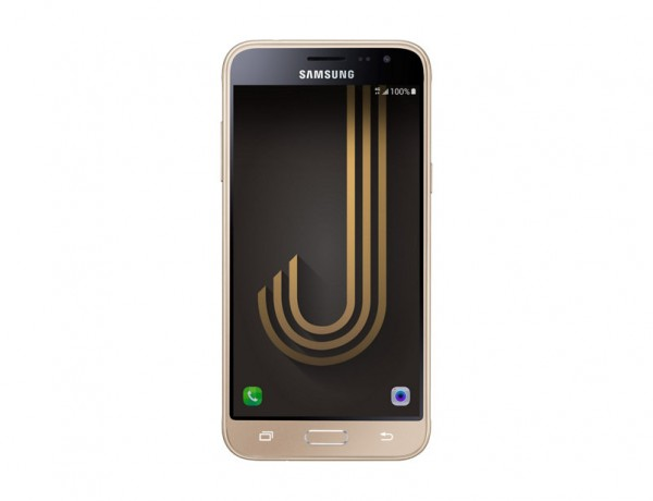 "SMARTPHONE SAMSUNG GALAXY J3 (2016) SM J320F DUAL SIM 5"" SUPER AMOLED 8 GB QUAD CORE 4G LTE WIFI BLUETOOTH 8 MP ANDROID REFURBISHED ORO"