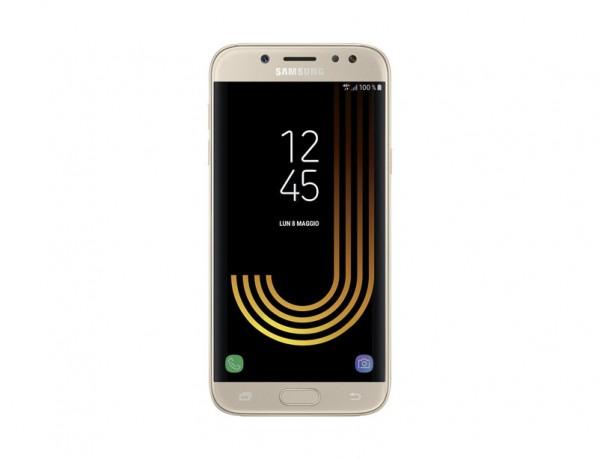 "SMARTPHONE SAMSUNG GALAXY J5 SM J530F (2017) DUAL SIM 16 GB OCTA CORE 5.2"" SUPER AMOLED 4G LTE WIFI BLUETOOTH 13 MP ANDROID REFURBISHED GOLD"