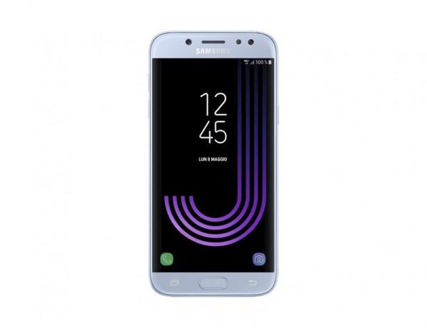 "SMARTPHONE SAMSUNG GALAXY J5 SM J530F (2017) DUAL SIM 16 GB OCTA CORE 5.2"" SUPER AMOLED 4G LTE WIFI BLUETOOTH 13 MP ANDROID REFURBISHED BLUE SILVER"