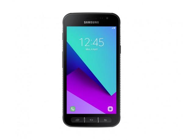 "SMARTPHONE SAMSUNG GALAXY XCOVER 4 SM G390F 5"" 16 GB QUAD CORE 4G LTE WIFI NFC BLUETOOTH REFURBISHED NERO"
