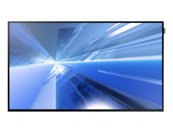 MONITOR / DISPLAY PROFESSIONALE 55'' SAMSUNG LH55DMEPLGC D-LED BLU SERIE DME FULL HD SMART SIGNAGE WIFI ALTOPARLANTE INTEGRATO REFURBISHED HDMI
