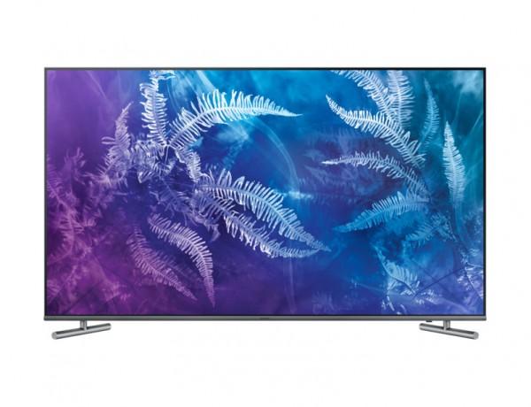"TV 65"" SAMSUNG QE65Q6FAMT QLED SERIE 6 Q6F 4K UHD SMART WIFI 2500 PQI USB HDMI ARGENTO"