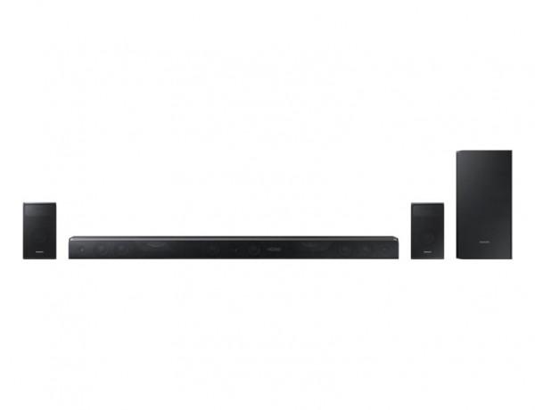 SOUNDBAR SAMSUNG HW K950 5.1.4 CANALI 500 W WIRELESS 6 MODALITÀ DI SUONO 3D VIDEO PASS USB HOST BLUETOOTH REFURBISHED NERO