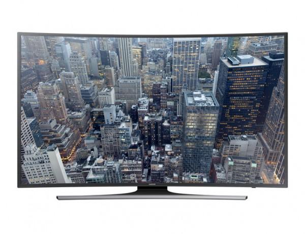 "TV SAMSUNG 48"" UE48JU6500 LED SERIE 6 4K ULTRA HD CURVO SMART WIFI 1100 PQI USB REFURBISHED HDMI"