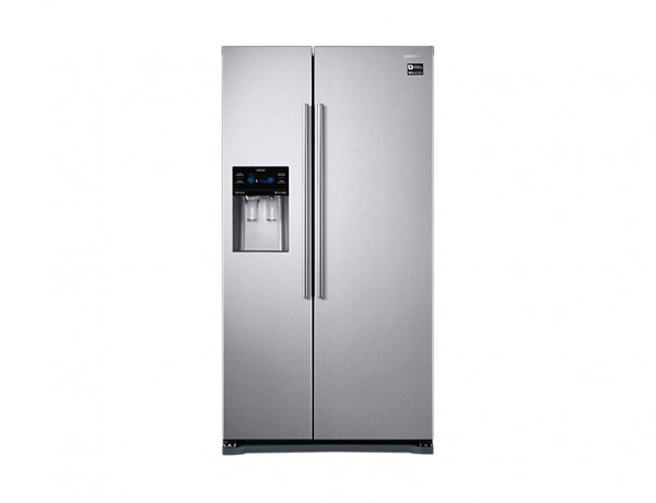 FRIGORIFERO SAMSUNG SIDE BY SIDE RS53K4400SA / RS7547BHCSP INOX 535 L DISPENSER NO FROST DISPLAY LED REFURBISHED CLASSE A+