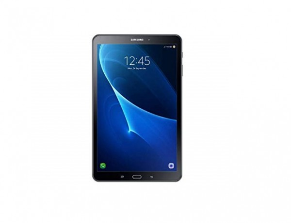 """TABLET SAMSUNG TAB A (2018) SM T585 10.1"""" 32 GB OCTA CORE 4G LTE WIFI BLUETOOTH 8 MP ANDROID REFURBISHED NERO"""
