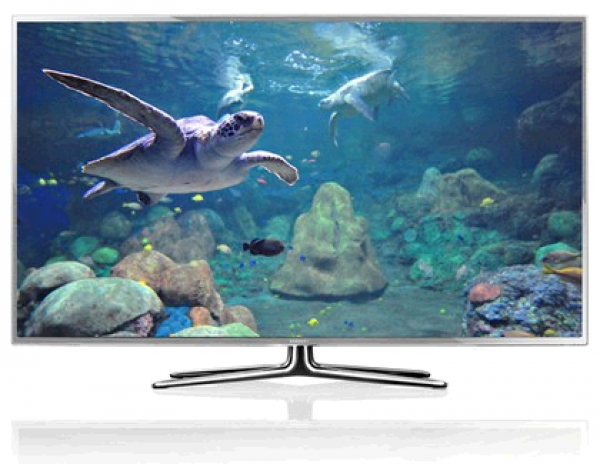 "TV 40"" SAMSUNG UE40ES6990 LED SERIE 6 FULL HD SMART 3D WIFI 400 HZ USB HDMI SCART REFURBISHED INOX"
