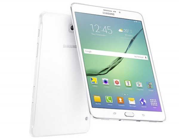 "TABLET SAMSUNG GALAXY TAB S2 (2016) SM T719 8"" SUPER AMOLED 32 GB OCTA CORE 4G LTE WIFI BLUETOOTH 8 MP ANDROID REFURBISHED BIANCO"